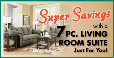 Super Savings on Lease to Own Home Furnishings
